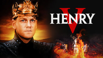 Netflix box art for Henry V